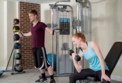 Maddy reside gym